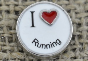 [50722] Charms do sekretnika moneta I <3 Running